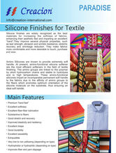 Silicone Softener for Textile Finishing