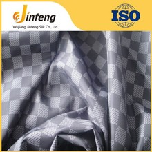Made in china good quality polyester moire taffeta fabric