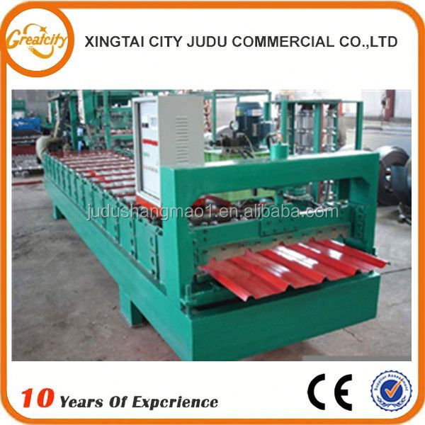 tile making machine hot sale press steel door frames forming machine manufacturer