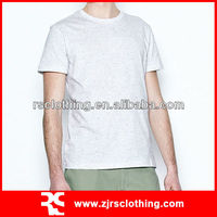 Men plain tshirt 100% cotton plain t-shirt wholesale plain t shirts