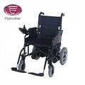 Hot sale lightweight electric folding automatic wheelchair power