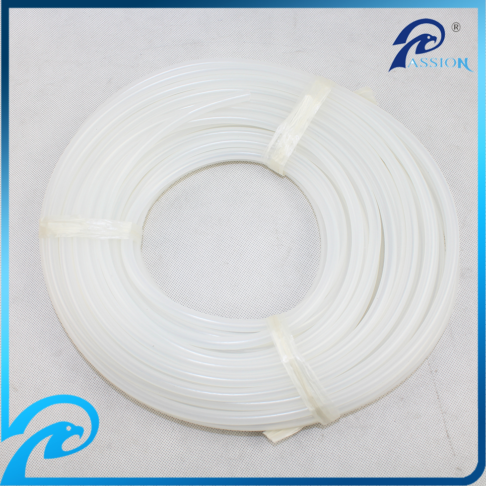 Hospital Use Pure/Transparent Silicon Rubber Medical tube