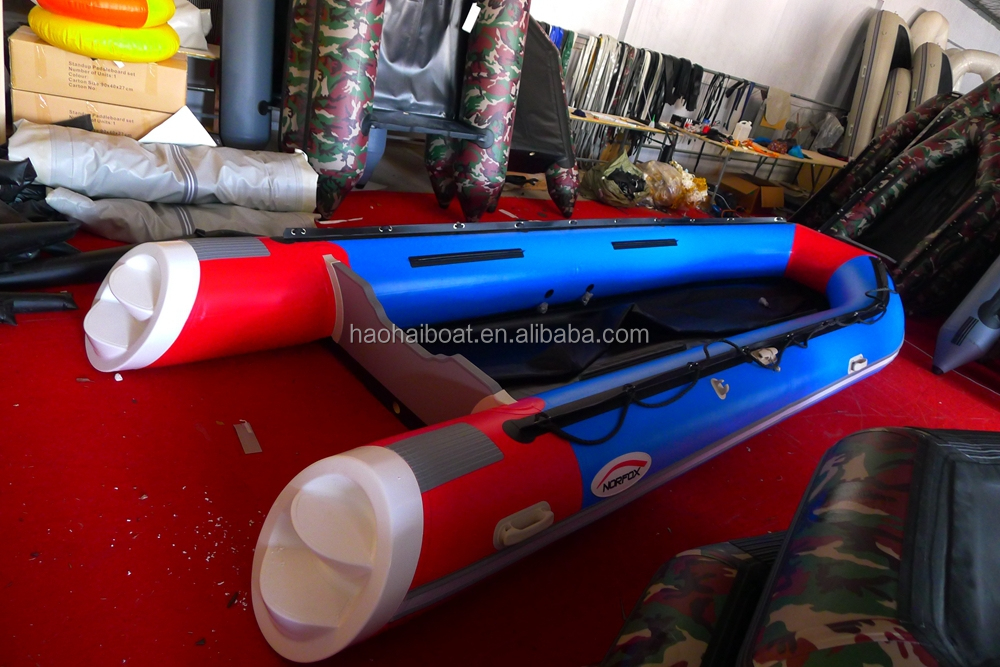 Ce 10person aluminum inflatable pvc motor boat for Motor for inflatable decoration
