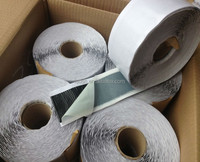 Waterproof Butyl Rubber Sealing Tape OEM Adhesive tape