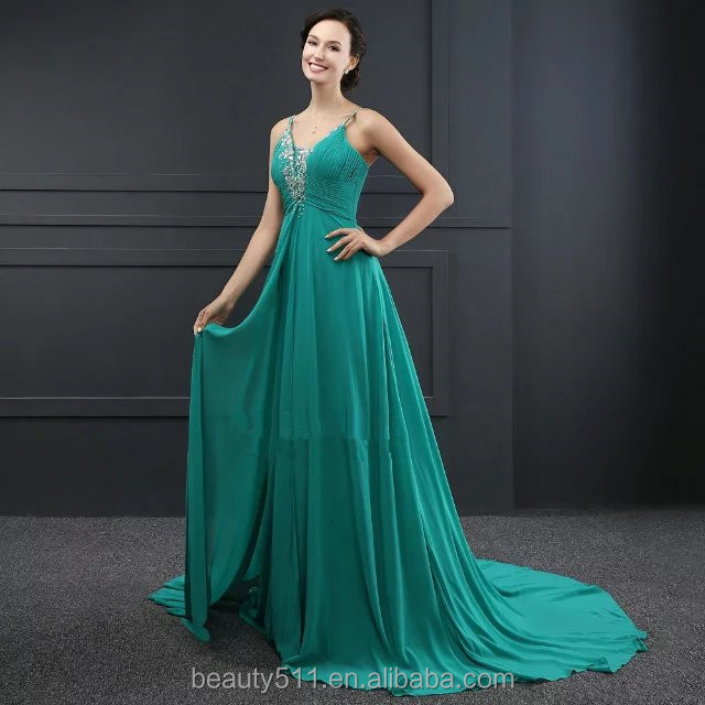 sexy sweetheart chiffon bridesmaids gown evening dress ED561
