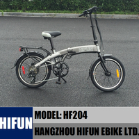 HIFUN Brand 36V 250W Hidden Battery