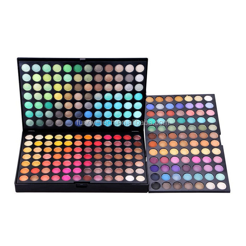 NO LOGO 252 colour makeup eyeshadow warm mixed eyeshadow