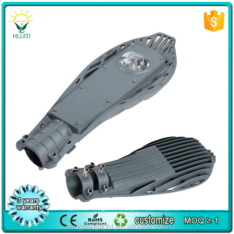 heat dissipation Bridgelux chip Meanwell 70w street led lights
