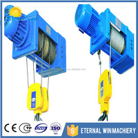 Electric wire rope hoist/manual rope hoist
