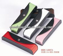 2013 new style reading glass cases cases for eyeglasses ,reading glasses with pen case