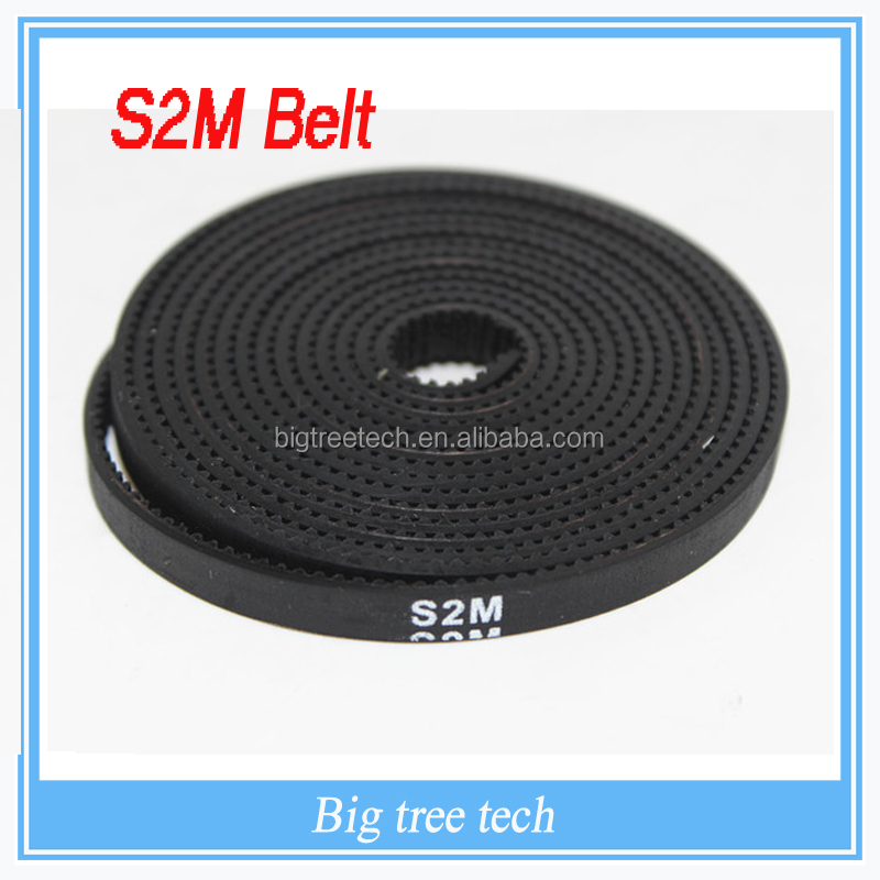 2m S2M timing belt rubber belt opening belt for 3d printer