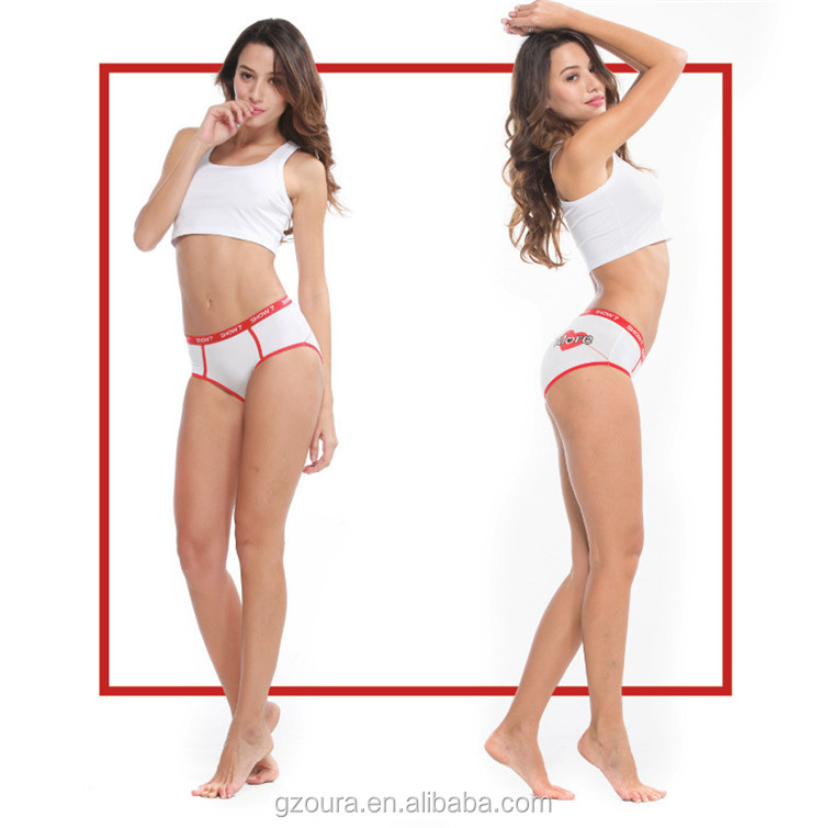 Zhongshan factory provided comfy underwear top panties for couple