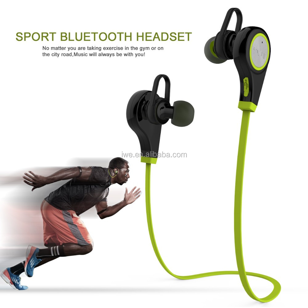 Novelties 2016 Smallest design sport wireless bluetooth earbuds 4.1 on promotion