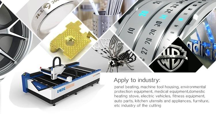 1200W big power metal sheet cnc laser cutter fiber laser cutting machine for aluminum steel fiber laser metal cutting machine