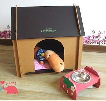 DOG HOUSE DOG CAGE PET HOUSE FP104744