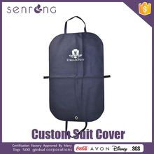 wholesale cotton fabric garment bag wedding dress garment bag wholesale