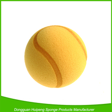 Sponge Tennis Training Soft Balls Practice customize shaped foam ball