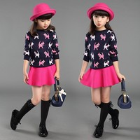 Hot selling wool sweater designs for baby girls