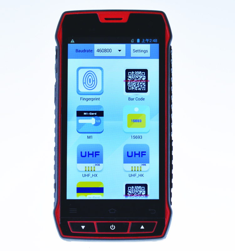 Cheap Price Android Handheld Terminal Rugged Mobile Computer CFON640 Wifi 2D Barcode Scanner