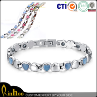 Latest design china factory link bracelet fashion jewelry/custom stainless steel wholesale fashion jewelry