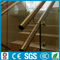 pictures of stainless steel stairs handrail
