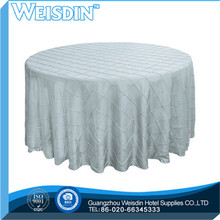 Hotel wholesale Plain Dyed designer african table cloth
