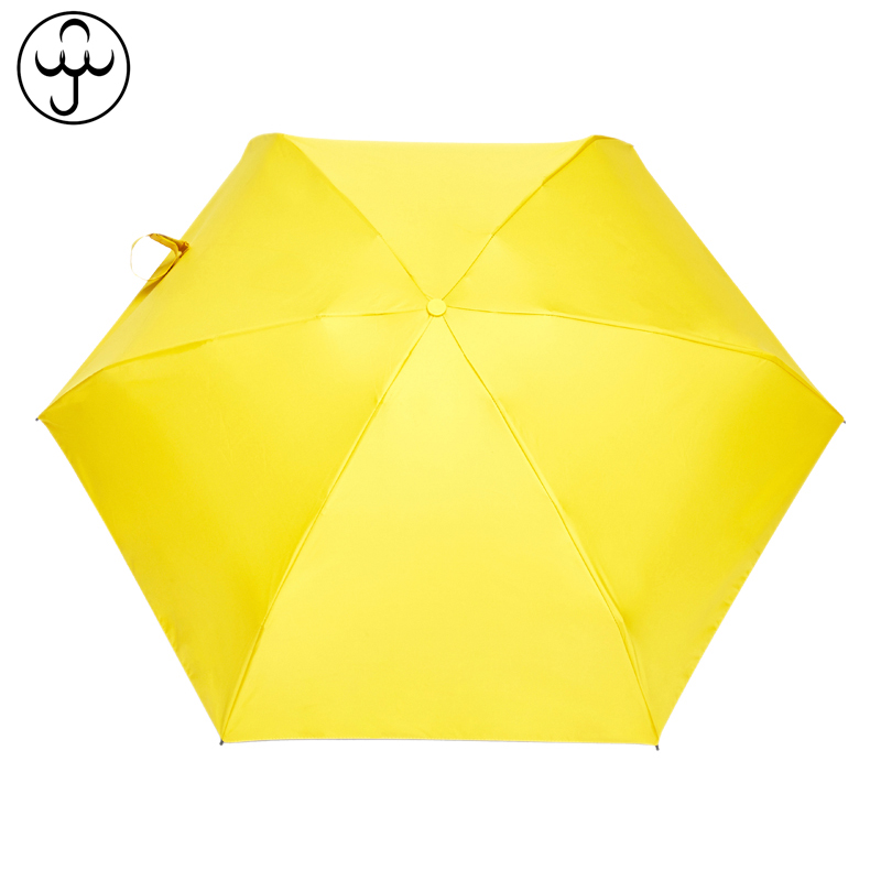 5 fold mini small pocket  capsule umbrella