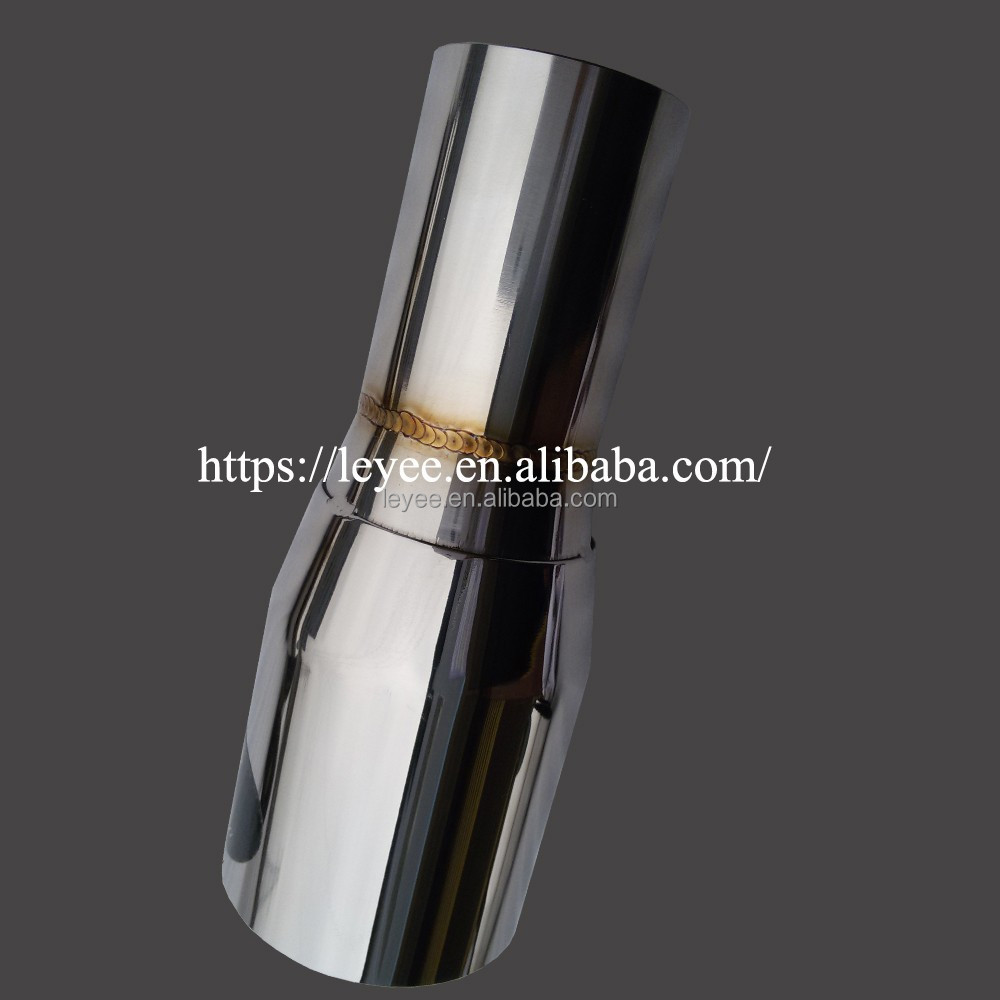 High quality Stainless Steel Exhaust Tip muffler tube hot sale for car