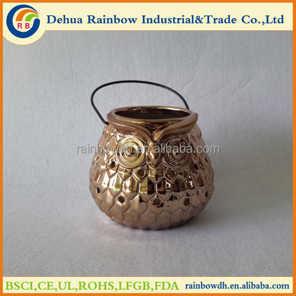 Lantern Type and Yes Handmade copper candle lantern