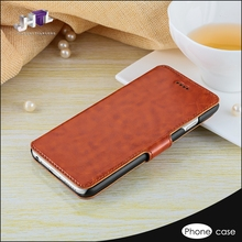 custom design flip leather cell phone case for iphone 6s