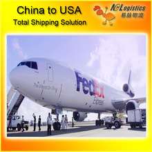 fedex air freight rates from China to USA