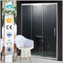 Constar high quality 2 sliding door bath cubicle shower screen