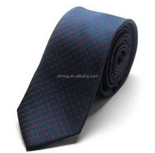 Fashionable stylish woven fine silk tie