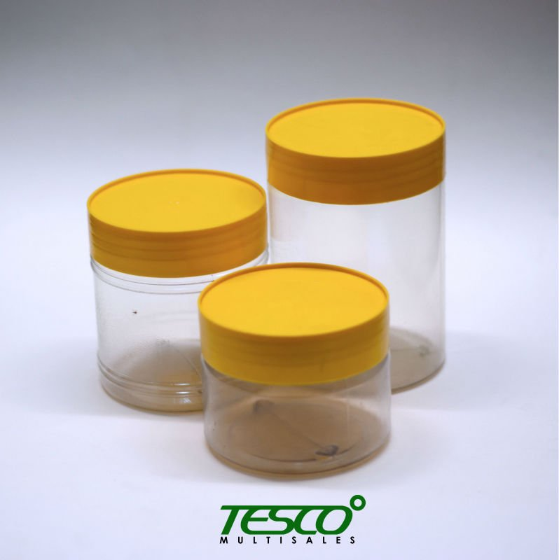 PVC Plastic food container