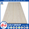 30mm pine finger joint laminated board from china luli group