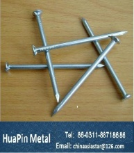 common wire iron nail