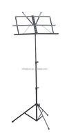 hot sale liftable folding light music stand Musical Instruments & Accessories manufacturers