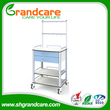 2017 Hot Sell Grandcare Commercial Shopping Basket Trolley Anti-alkali Made In China