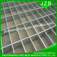 Electro Galvanized Steel Grating, Trench Cover, Stairs, Fences