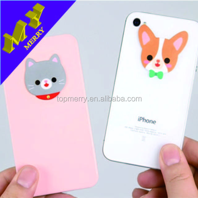OEM manufacturer mobile phone sticky screen cleaner for gifts