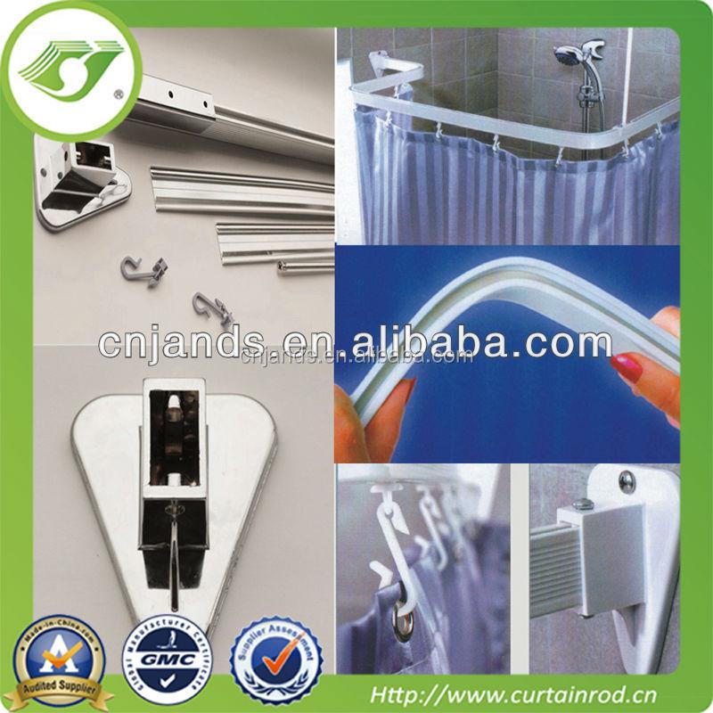 ... shower Curtain Rail - Buy Flexible Shower Curtain Rod,Shower Curtain