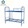 modern military metal double bunk beds frame DJ-HL02