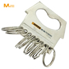China Wholesale Cheap Price zinc alloy metal custom keychain beer bottle opener