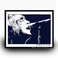 Hot Item Popular Rock Star Art Oil Painting with Original Design