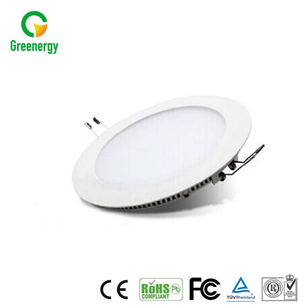 Top quality shape colors ultra-thin led recessed ceiling panel light
