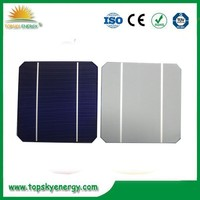 5inch Mono-crystalline solar cell High-performance Type