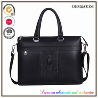 Hot Sale Laptop Bags,Stylish Newest Briefcase,High Quality Soft PU Leather Men's Handbag