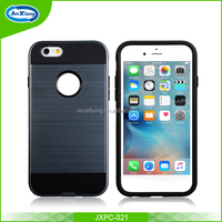 New age premium quality pc tpu combo rock case for iPhone 6