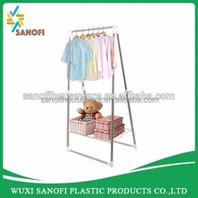 stainless steel folding laundry clothes rack/dryer/airer