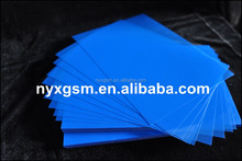 Inkjet Digital Printing Fuji X-ray Blue Medical Film, Plastic PET Medical Film for Digital Printing